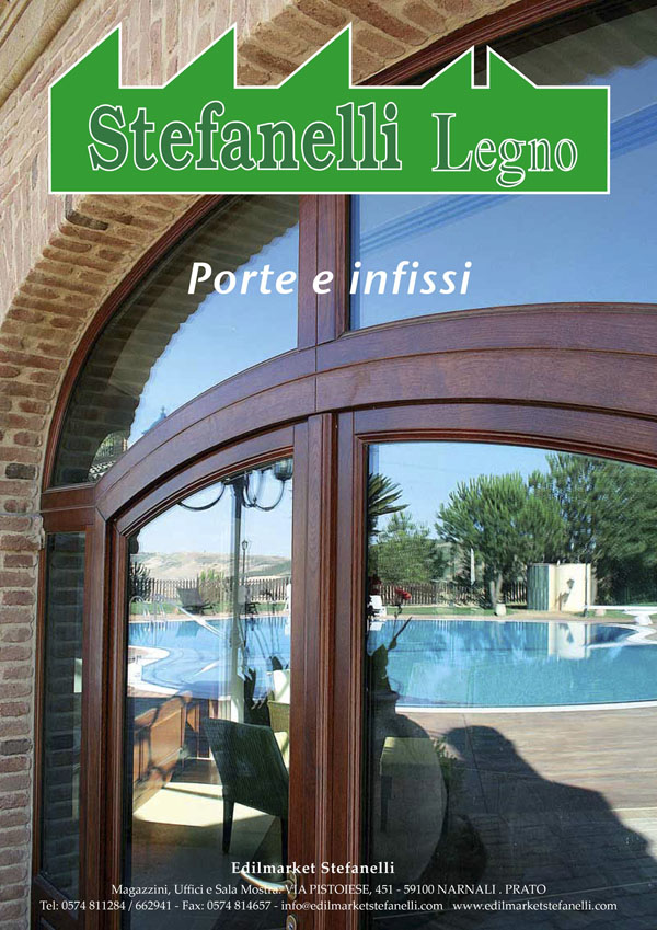 Stefanelli Legno - Porte e Infissi