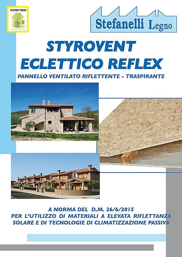 Styrovent Eclettico Reflex