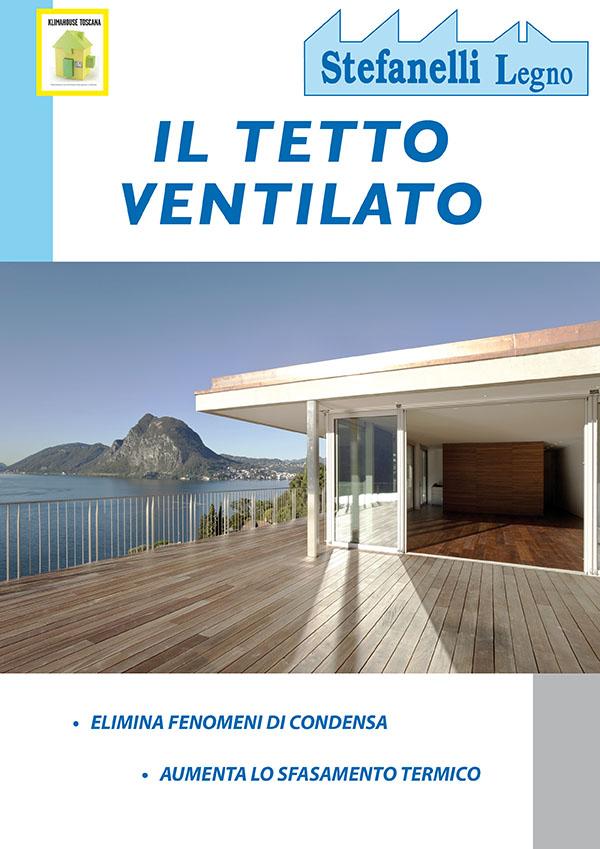 Stefanelli Legno - Tetto Ventilato