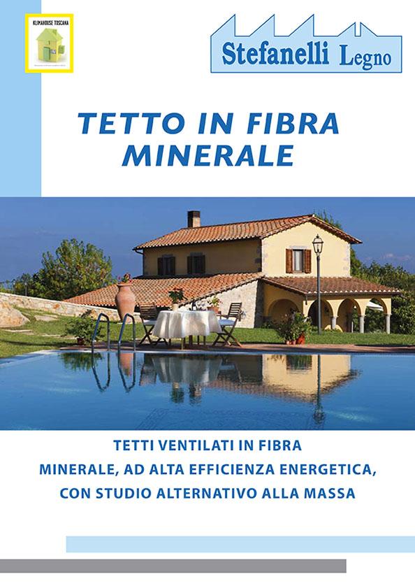 Tetto in Fibra Minerale